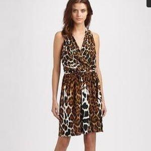 Robert Rodriguez Dress Faux Wrap XS